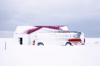 Maroesjka Lavigne, 'Autobus, On the Road', 2012