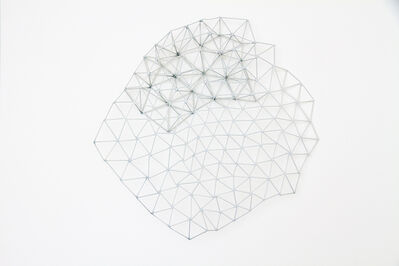 Colleen Wolstenholme, 'Multiply Connected Triangle II', 2015