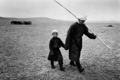 Marc Riboud, 'Mongolie Intérieure, Chine, 1965', 1965