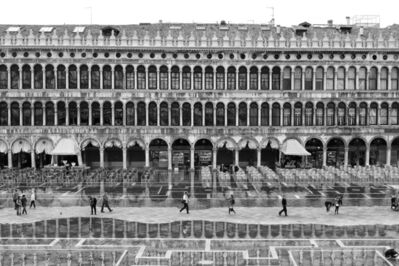 Riccardo Wolfgang, 'Piazza San Marco, Venice (Italy). Series Passages', 2013