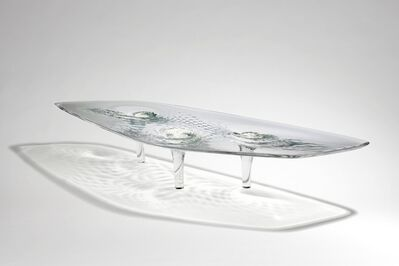 Zaha Hadid, 'Coffee Table 'Liquid Glacial'', 2012