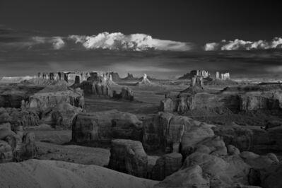 Mitch Dobrowner, 'Monument Valley, Hunts Mesa, Arizona', 2015
