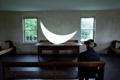 Leonid Tishkov, 'Private Moon in Dunker Church', 2012
