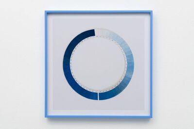 Elise Rasmussen, 'Cyanometer (honolulu blue)', 2018