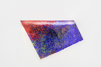 Kueng Caputo, 'Particle Wall Lamp - Red Purple', 2018