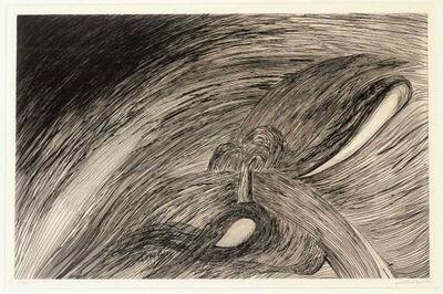 Louise Bourgeois, 'STORM AT SAINT HONORÉ (WYE 146)', 1994