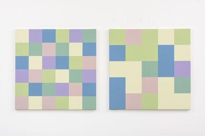 Peter Struycken, 'Kleurverhouding ', 2015