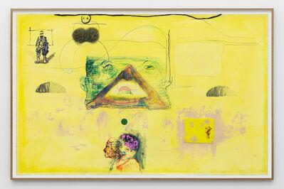 Jorge Queiroz, 'H for Heads', 2020