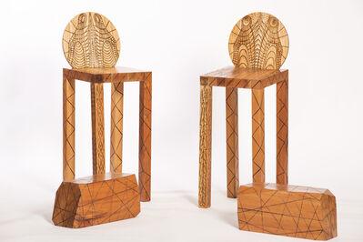 Pedro Barrail, 'Levantate y Anda Bar Stools', 2014