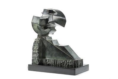 Giò Pomodoro, 'Scala solare', 1988