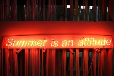Lionel Scoccimaro, 'Summer Is An Attitude', 2008