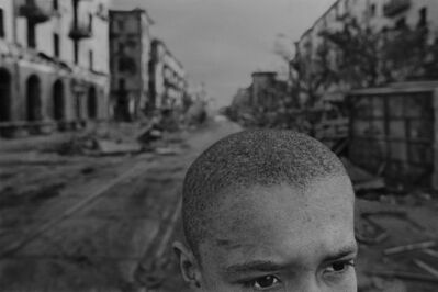 James Nachtwey, 'Grozny, Chechnya 1996', 1996