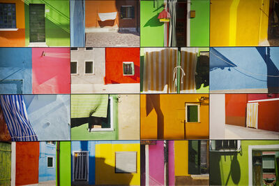 Tim Parchikov, 'Color Matrix. Unreal Venice', 2003-2011