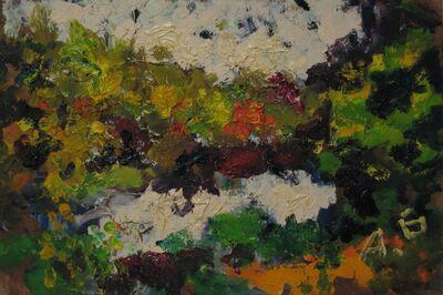 Aron Froimovich Bukh, 'Landscape with river', 2000