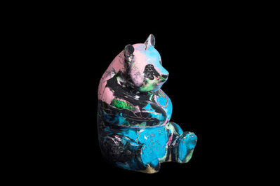 Julien Marinetti, 'PANDA BA 37 cm ', 2017