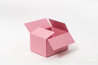 Fernanda Fragateiro, 'Unknown Content, (pink)', 2020