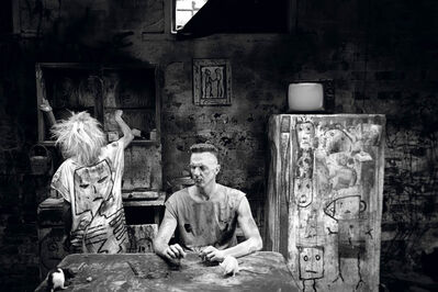 Roger Ballen, 'Kitchen Scene', 2012
