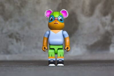 BE@RBRICK, 'LIL MAMA 400% HEBRU BRANTLEY', 2019