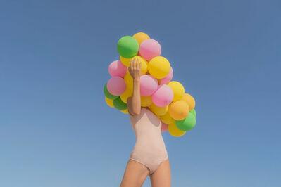 Carla Sutera Sardo, 'Balloon Portrait 1', 2019