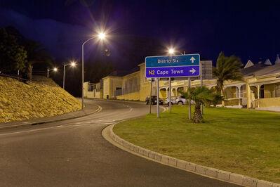 Haroon Gunn-Salie, 'Zonnebloem Renamed: Nelson Mandela-Upper Searle', 2013