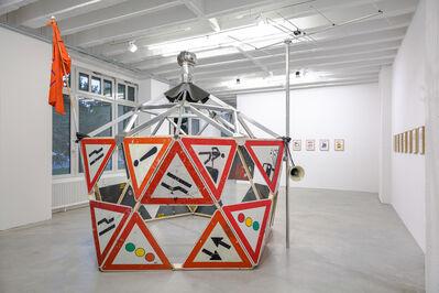 Marjetica Potrc, 'Drop City Giant', 2012-2019