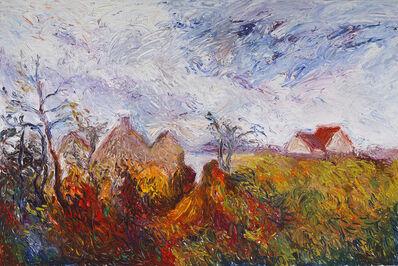 Hugues Claude Pissarro, 'Vincent? Alfred? ou Pierre-Auguste? - Boff…', 1990