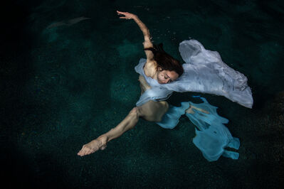 Austin Forbord, 'Water Nymph (Fabiana) 2', 2019