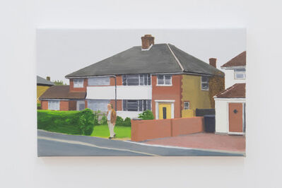 Roger White, 'Shepperton', 2016