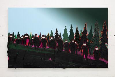 Kim Dorland, 'Untitled', 2017