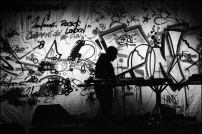 David Corio, 'Afrika Bambaataa ', 1982