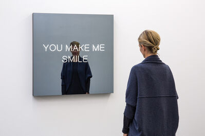 Jeppe Hein, 'You make me smile', 2016