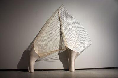 Laura Lio, 'White shapes', 2006