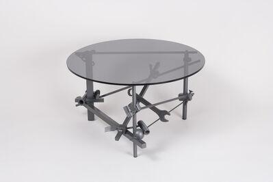"Emmett Moore, '""ISCT"" Table', 2015"