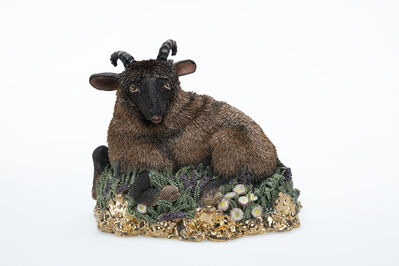 Carolein Smit, 'Lamb in Heathers ', 2020