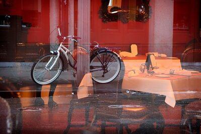Kelly Ludwig, 'Window Bike, New Orleans, LA', 2014