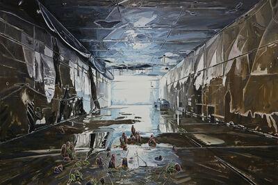 Burcu Perçin, 'Dipteki Işık', 2016