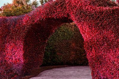 Robert Funk, 'Hedge Fun - Palm Beach Arch  - How the Rich do Street Art', 2020