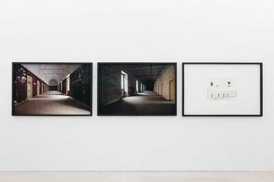 Gian Maria Tosatti, '4_Ritorno a casa - trittico', 2015