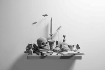 Hans Op de Beeck, 'Still Life (wall piece) (8)', 2019