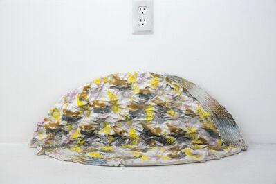 Eleanor Aldrich, 'Upholstered Arcs', 2019