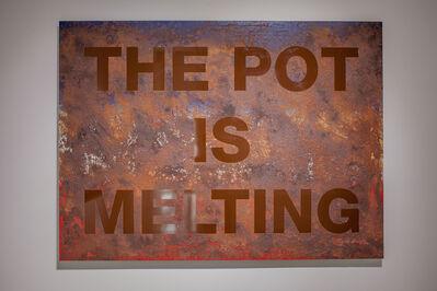 Marcos Ramírez ERRE, 'The Pot is Melting', 2017