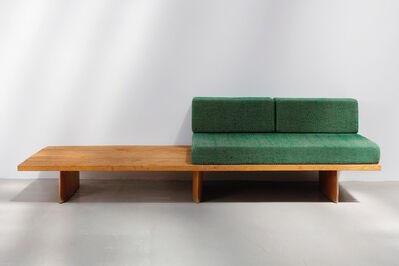 Charlotte Perriand, 'Tokyo bench', 1954