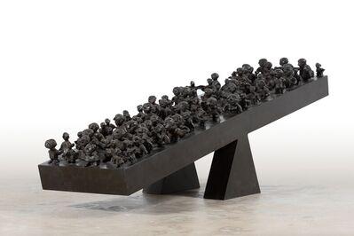 Fadi Yazigi, 'Seesaw', 2008