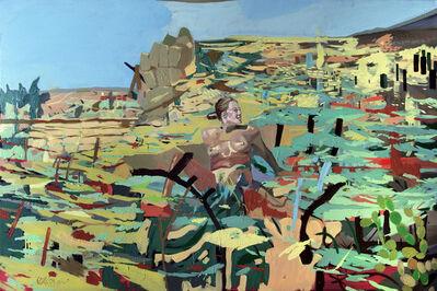 Görkem Dikel, 'Repose of the Lake', 2013
