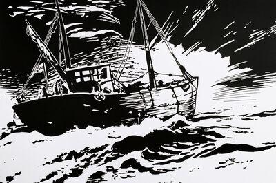 David Mach, 'Offshore', 2018