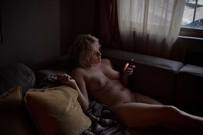 Indira Cesarine, 'Annie, Brooklyn 7:52pm', 2019