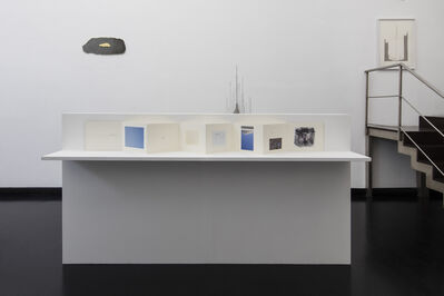 Pedro Terán, 'Il Libro dello Spazio', 2017