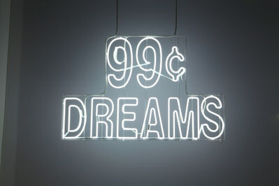 Doug Aitken, '99¢ dreams', 2007