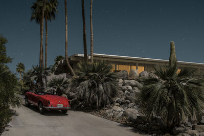 Tom Blachford, '1040 W Cielo I - Midnight Modern', 2017