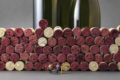 Christopher Boffoli, 'Wine Cellar', 2020